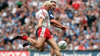 How the boots that shook Croke Park went to highest bidder for £30,000