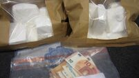 Two arrested following €280k cocaine seizure