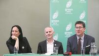 'We need continuity at this time' - Ciaran Cuffe against change of Green Party leader