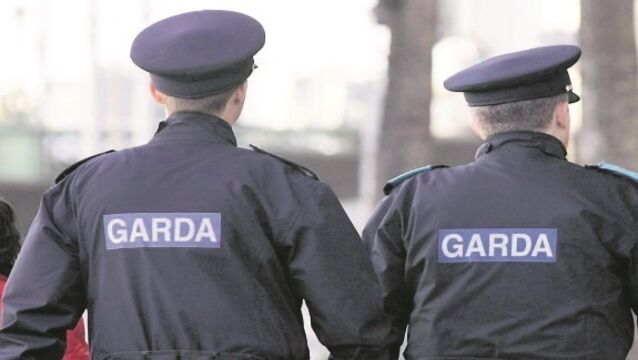 Gardaí arrested a man in the area a short time later after the incident in Dublin and recovered a quantity of cash.