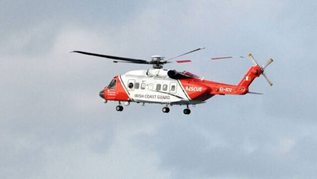 Two boys in small dinghy rescued off coast in third such incident in 24 hours