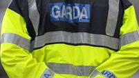 Gardaí search for car's occupants who fled scene of Cork crash