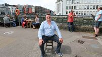 Gardaí tell Cork cafe owner to remove outdoor seating