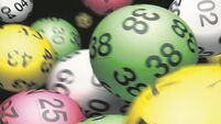 The Lotto numbers are in...