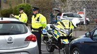 Gardaí to wear face masks at checkpoints and patrols but priority testing needed