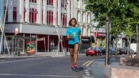 Sanctuary Runners race together, but apart, for unity with Direct Provision residents