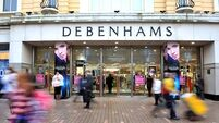 Update: Former Debenhams staff stand down from Cork blockade