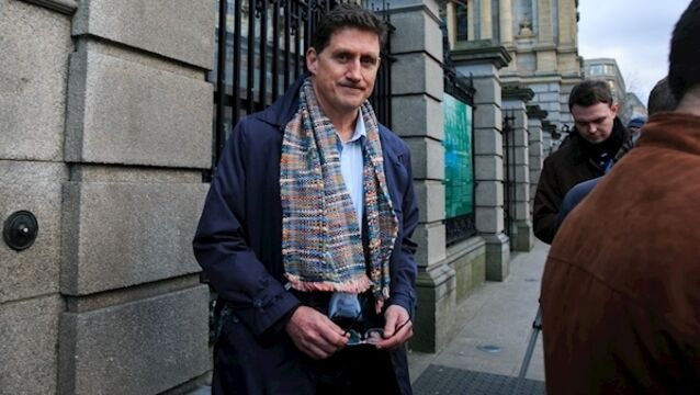 Eamon Ryan has no interest in being Taoiseach but doesn't rule out Tánaiste role