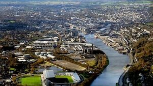 Cork named fifth best city in Europe for economic potential