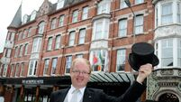 'A wonderful ambassador for the city': Dapper doorman John scoops gong for best concierge in Ireland