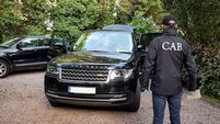 Range Rover and watches seized following CAB search operation