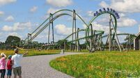 Tayto Park gets approval for two new steel rollercoasters