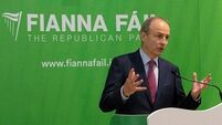 Micheál Martin promises to 'get people back to work' following 'historic' coalition agreement
