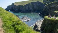 Major rescue as man hurt in cliff dive in Cork