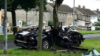 Boy, 10, dies following Carlow road collision