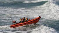 Lifeboat crews assist windsurfer in difficulty off Cork coast