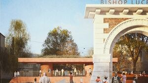 Winning design unveiled for the redevelopment of Cork's Bishop Lucey Park