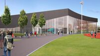 CIT aim to open arena in September 2021 as sod is turned on €22m sports complex