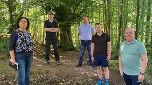 Coillte abandons plan to build road through Cork woodland