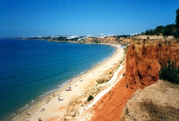 An image from the Algarve