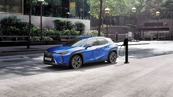 The first all-electric Lexus, the UX 300e, will be available in Ireland from January 2021.