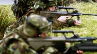 "Defence Forces officers have ""lost faith"" in government"