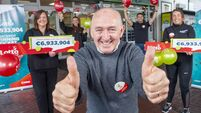 €7m cheque in the post for lucky Cork Lotto winner