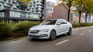 Skoda's ethereal hybrid a relaxing drive