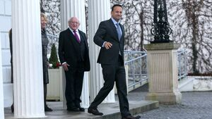 President Higgins 'will not allow' Dáil to disband if programme for government fails, parties say
