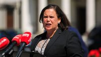 Sinn Féin will 'look to form government' in event of programme rejection - Mary Lou McDonald