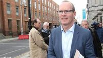 Simon Coveney says second general election on the cards if parties don't agree deal