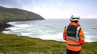 Search ongoing off Kerry coast for missing Cork man