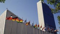 Ireland up against Canada and Norway in vote for seat on UN Security Council