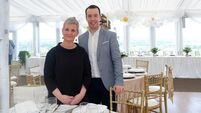 Nurse vows to use frontline experience to reopen wedding venue