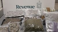 Four times as many drugs seized at mail centre last year than in 2018