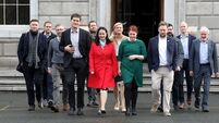 Green Party TDs accept 'struggle' to get deal ratified by membership