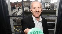Green Party should 'grasp this nettle' even if Fine Gael and Fianna Fáil 'are not our natural bedfellow'