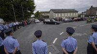 Garda HQ finalises detailed plans for State funeral of Garda Colm Horkan