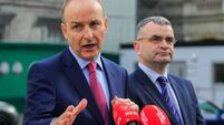 Micheál Martin 'need not show his nose in Mayo' after Calleary snub, local party members say