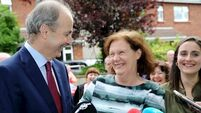 'This is just great for the parish' - new Taoiseach Micheál Martin comes home to Ballinlough