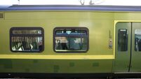 Train surfing prevalent on Dart, according to Irish Rail