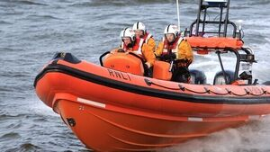Three rescued off Clare coast after boat suffers engine failure