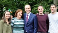 'All systems go' for new taoiseach Micheál Martin's historic coalition Government