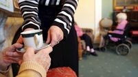 People may be able to visit relatives in nursing homes from next week