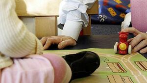 Creches facing major shortfall in children returning to childcare