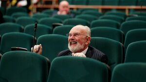 David Norris hits out at lack of racial diversity in Seanad