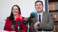 Greens leadership contest pits leader Eamon Ryan against his deputy Catherine Martin