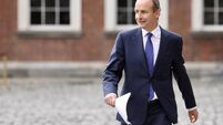 Micheál Martin says he is not in favour of 'divisive' poll on Northern Ireland border