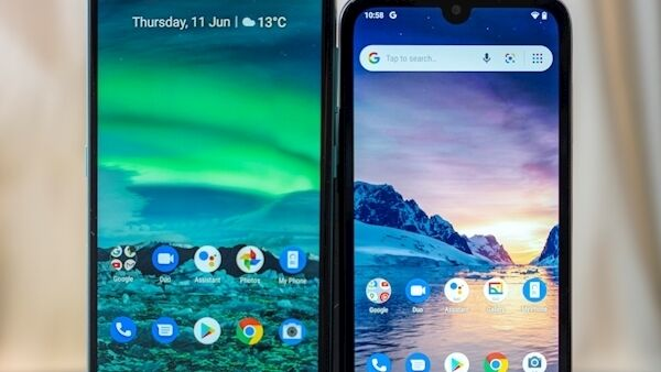 Nokia 2.3 and Nokia 1.3 from European company, HMD Global.