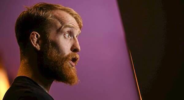 Sinn Féin's Paddy Holohan had served a five-month suspension from the party for comments made on his podcast. Picture: Sportsfile